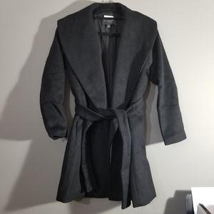 Brand New Ann Taylor Black wool coat